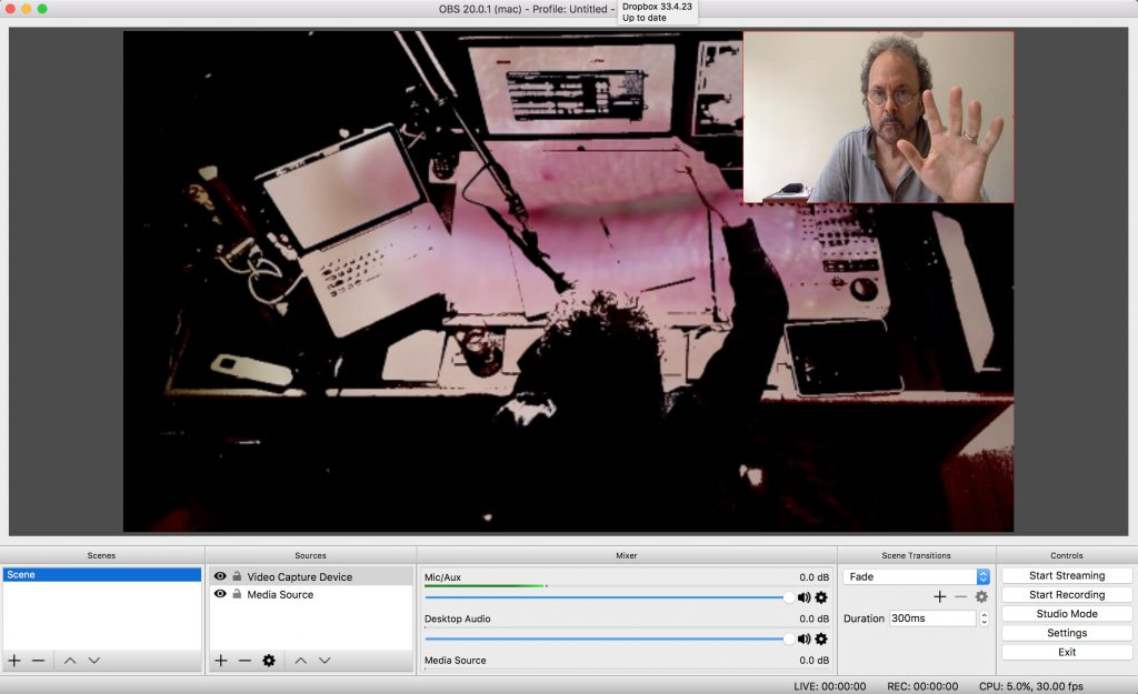 Sound for Interactive Media Desktop as Narrative Space I