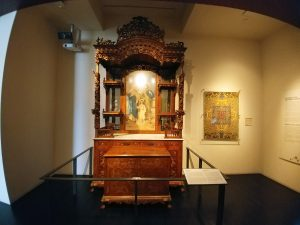 Peranakan Christian Altar
