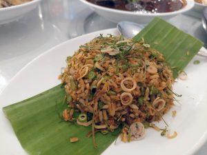 Nasi Ulam Istimewa (Special Herbed Rice)
