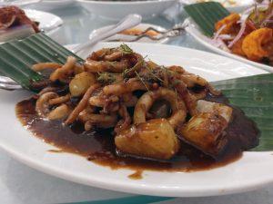 Sambal Sotong
