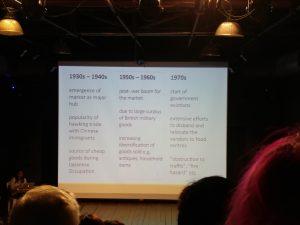 Brief History of Sungei Road Market