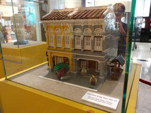 Lego Sturcture of Shophouses