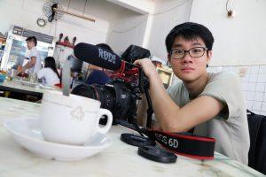 Camera Operator Shoki