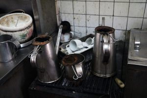 Heap Seng Leong Charcoal Heater