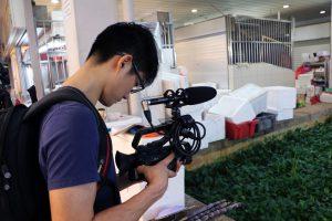 Shoki Filming