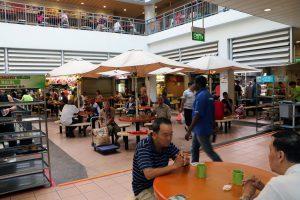 Level 2 Hawker Centre