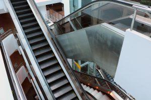 Beauty World Centre Escalator