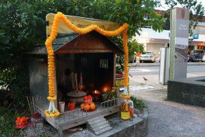 Taoist, Buddhist, Hindu Shrine