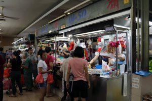 Tofu Stall