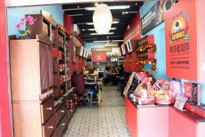 Nanyang Old Coffee - Interior