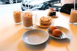 Tong Ah Breakfast Set