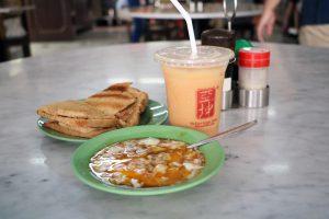 Ya Kun Breakfast Set 1