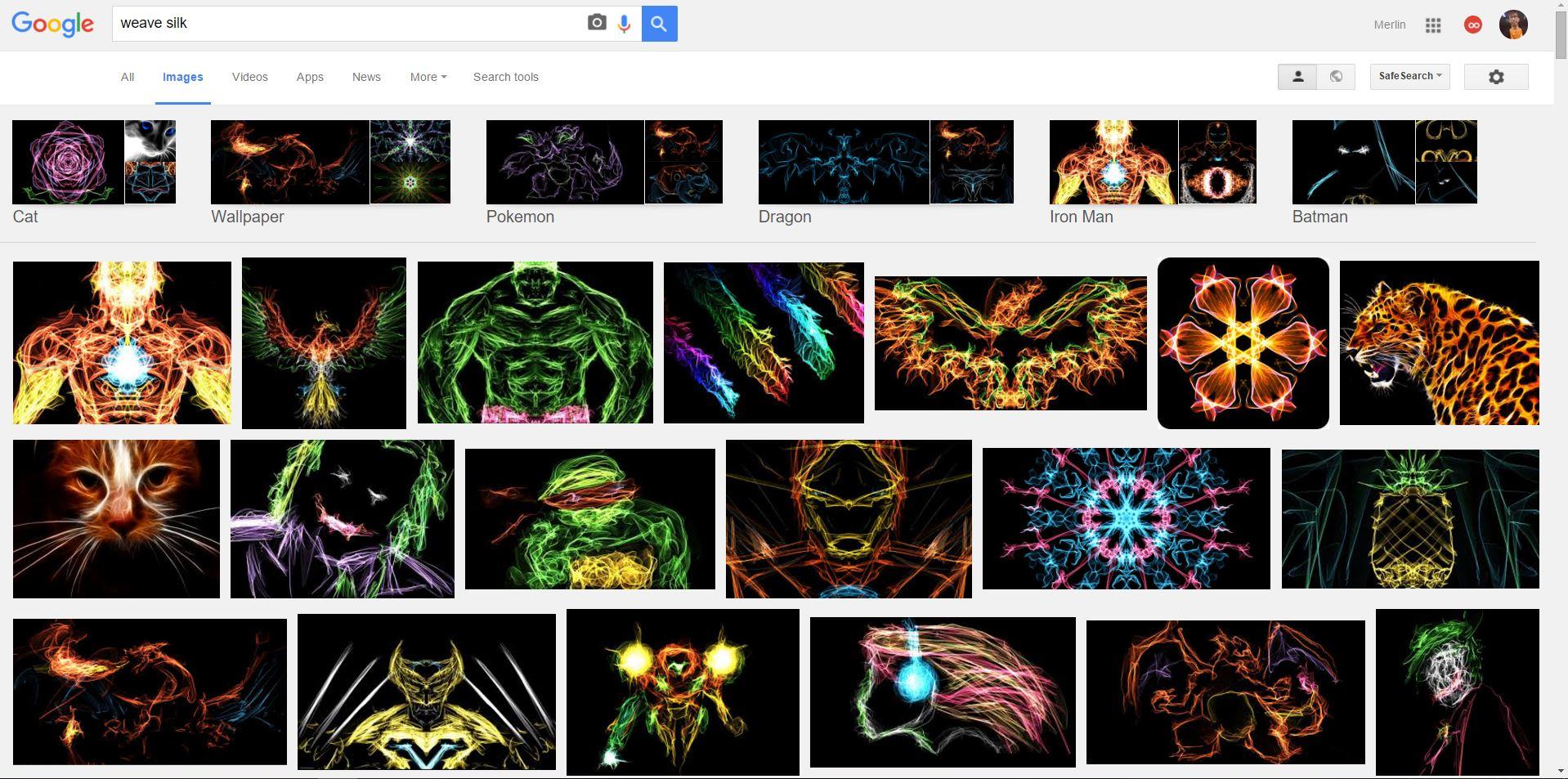 silk google