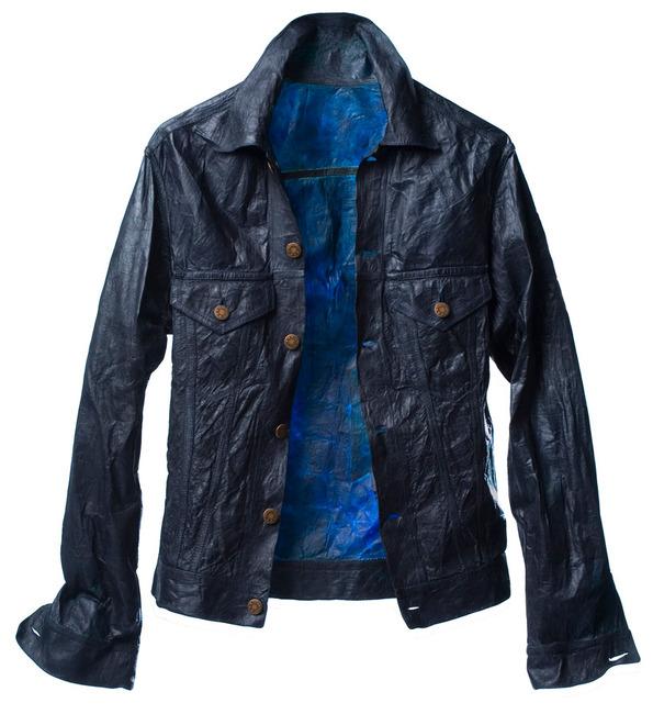 Indigo Dyed Jacket