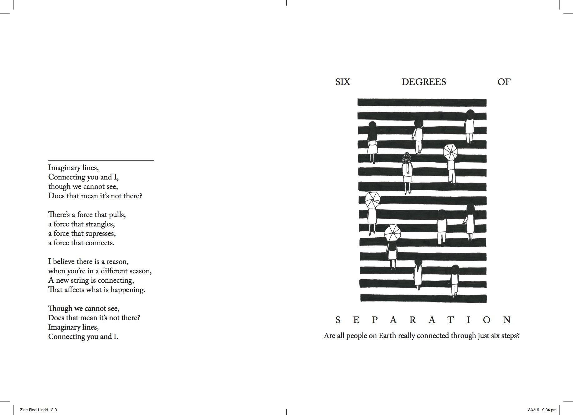 Imaginary Lines (Process II)