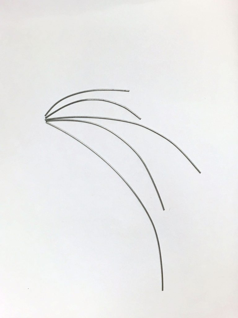Foundation 3D | Wire Bending Exercise – I LIKE ORANGE