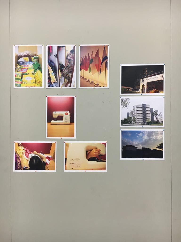 Photos Presentation for Critique Session