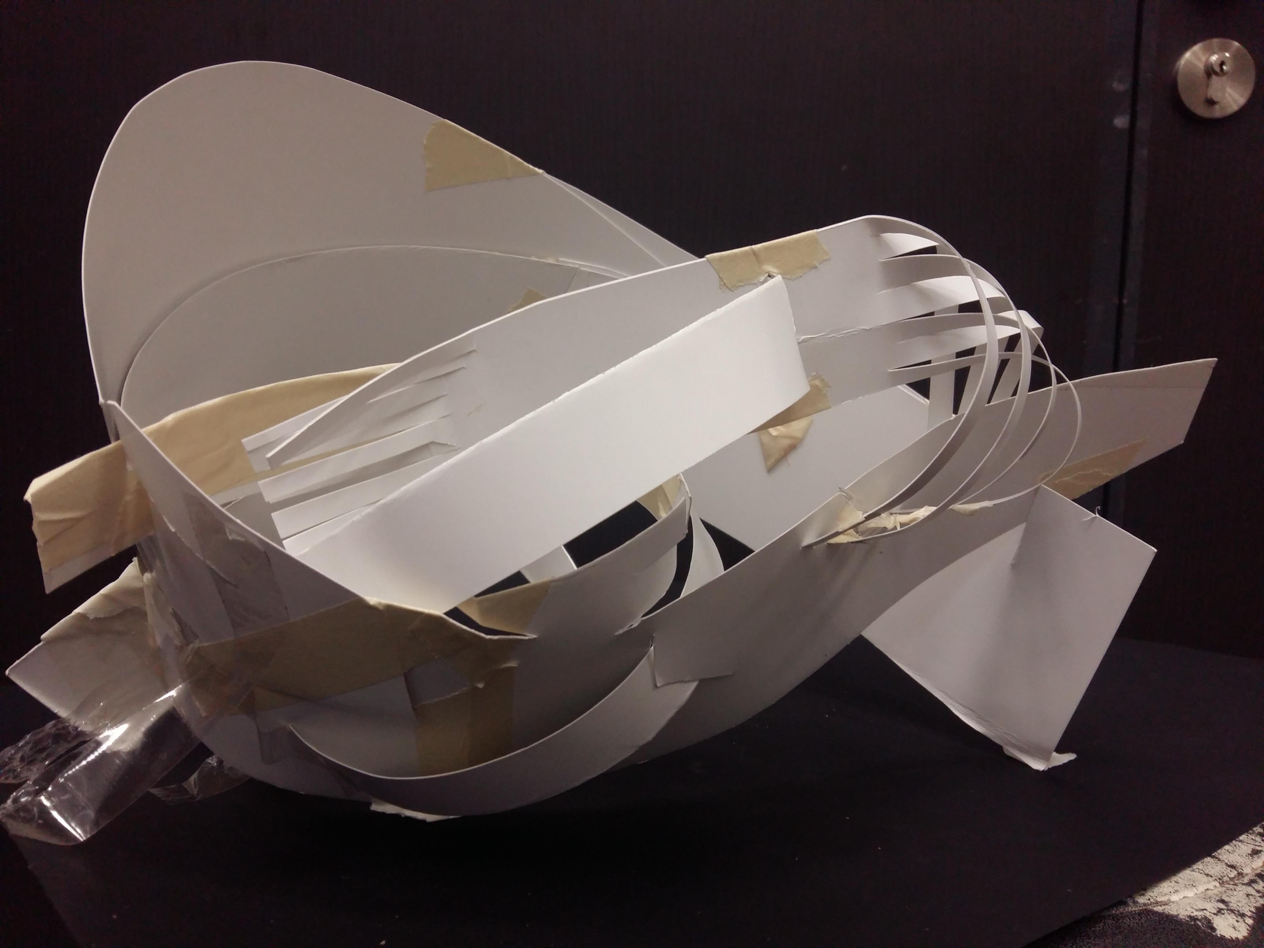 Artcard Model Front VIew