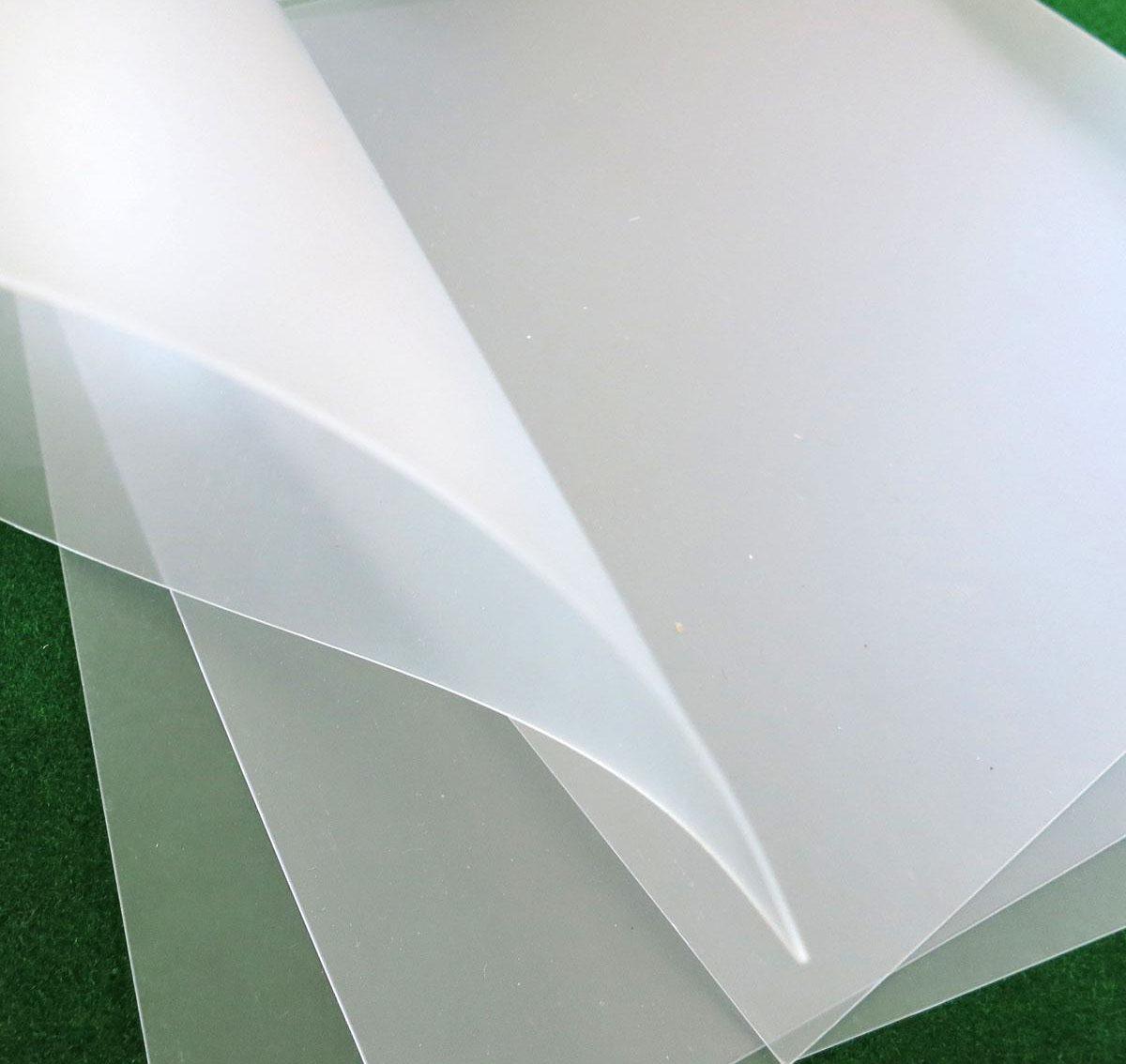 PVC Matte Sheet