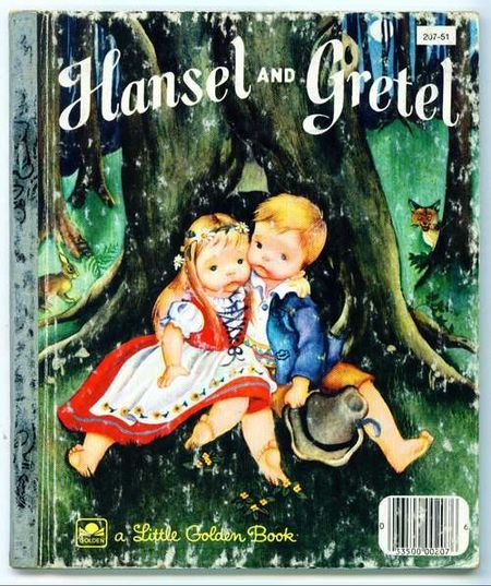 Hansel and Gretel Story Book