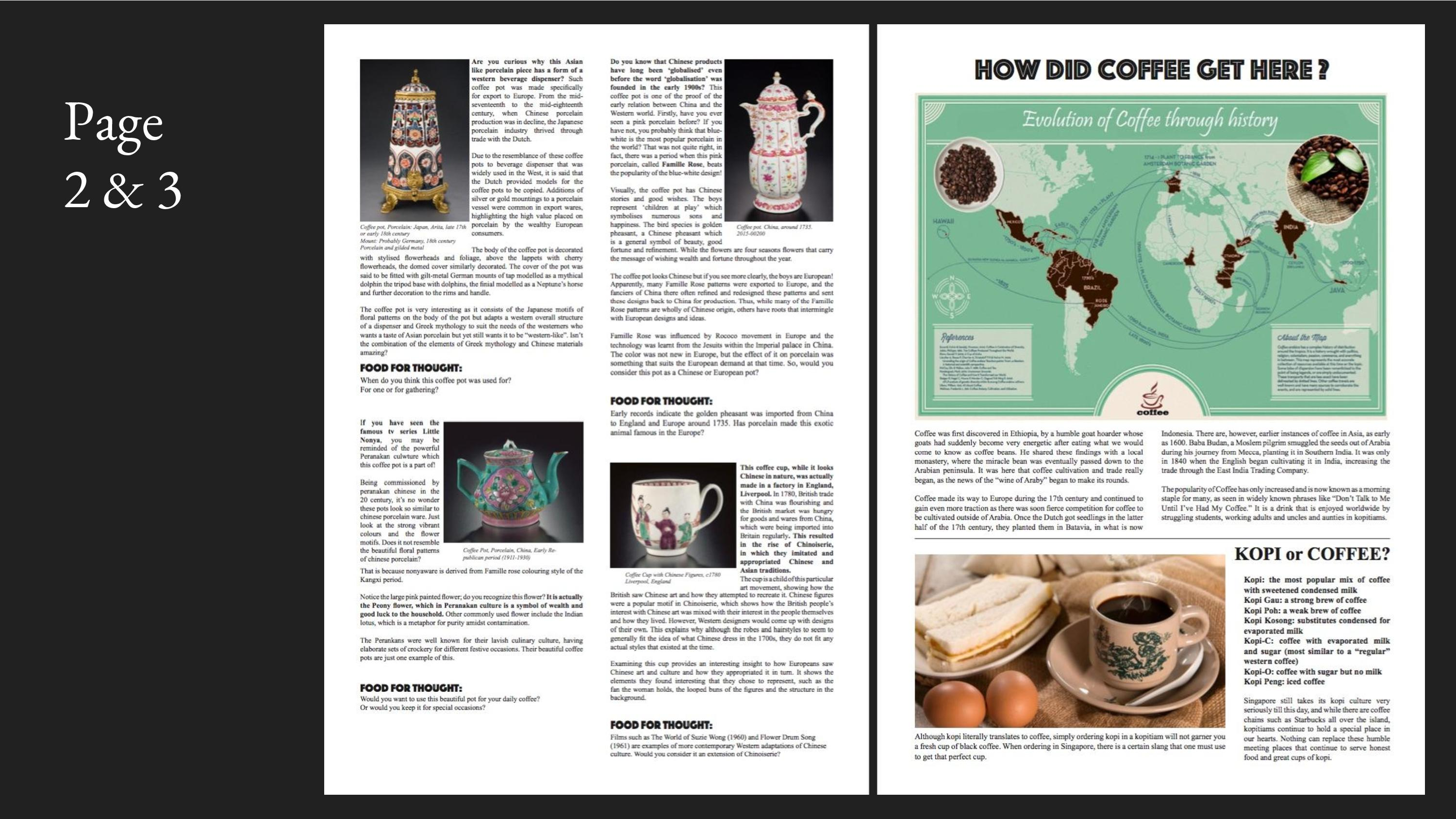d652d8f0 Here is the pdf of our creative project progress presentation so far. PDF  version: Kopi_ The Evolution of Coffeeware