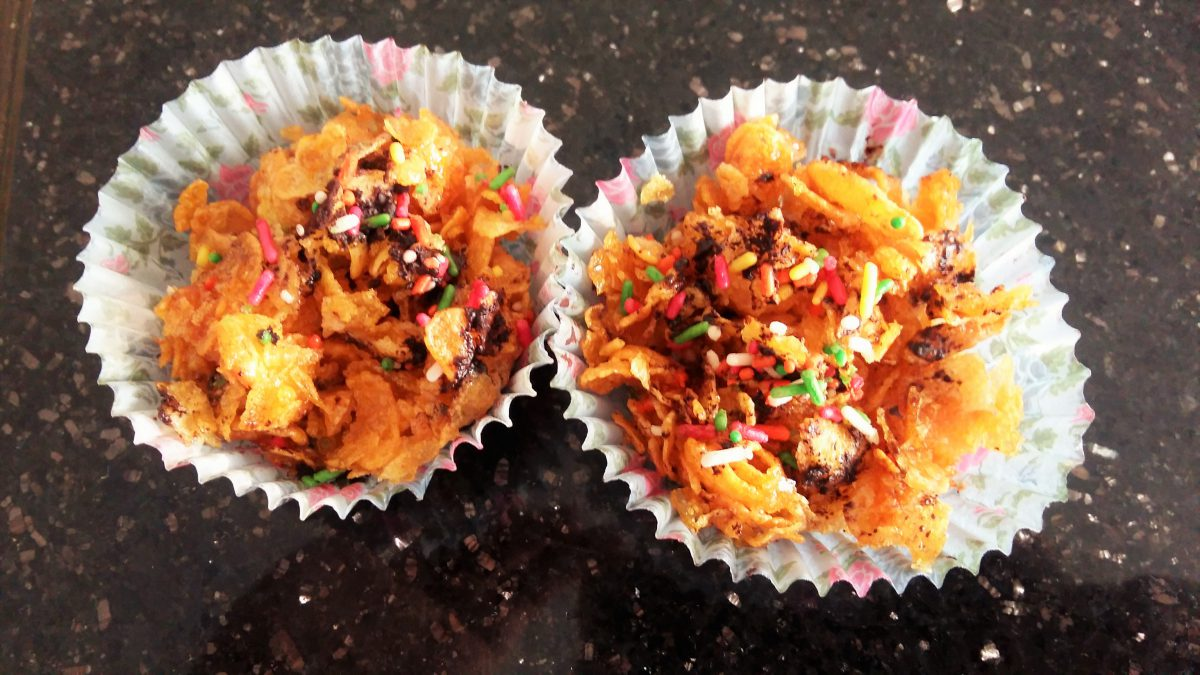 D, SD and SO in honey cornflakes!