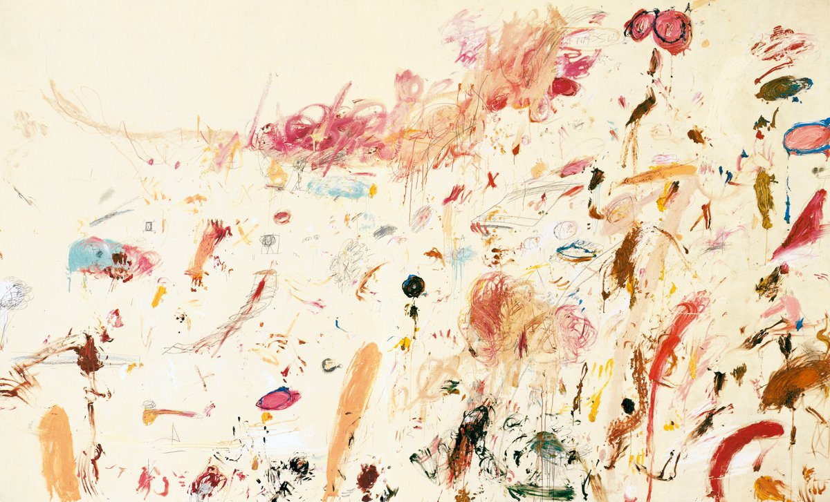 W1 Research (Cy Twombly)