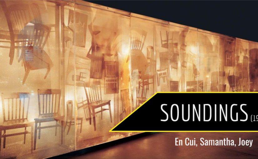 Soundings Presentation