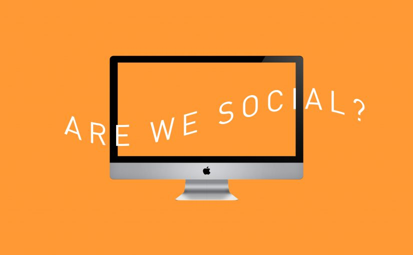 Are We Social?