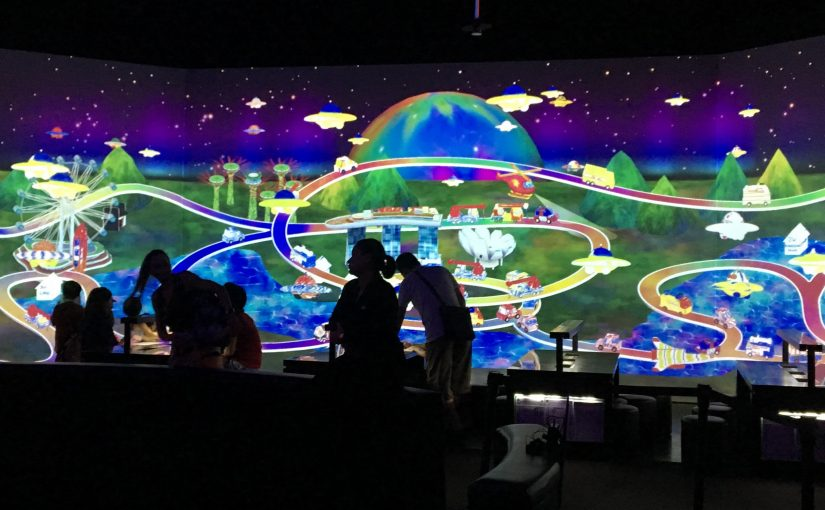Future World at Art Science Museum – Reflection