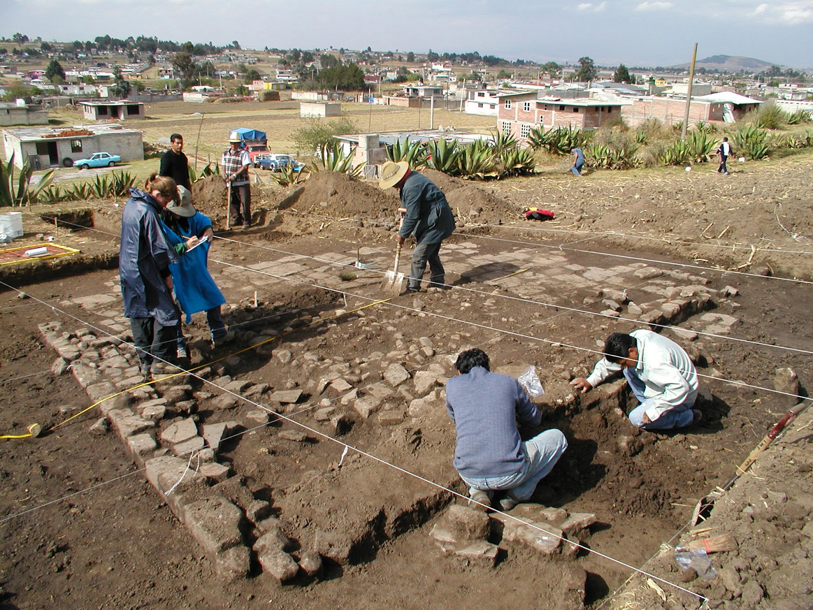 reflection in archaeology University twinning and networking  proven useful in establishing new teaching programmes, generating new ideas through research and reflection, and.