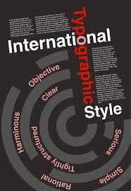 History of Design Lecture 04 Reflection: The Beauty of International Typography