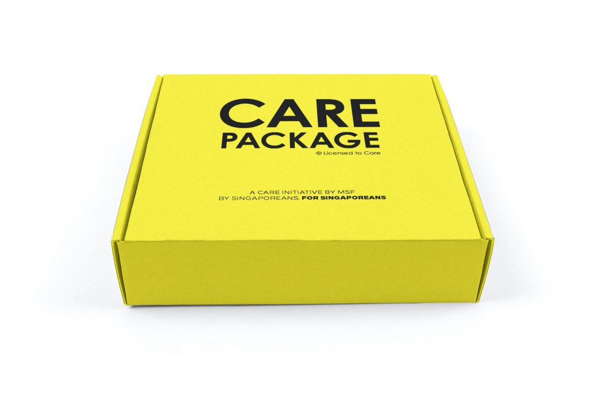 Care Package (Deliverable 2)