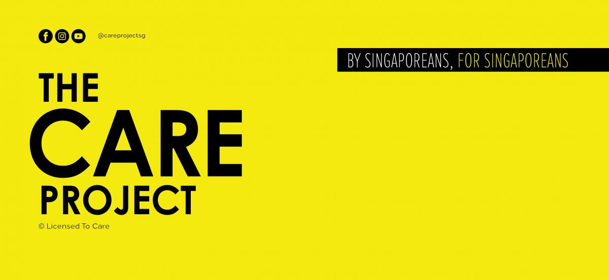 The Care Project; Pseudo Website (Deliverable 1b)