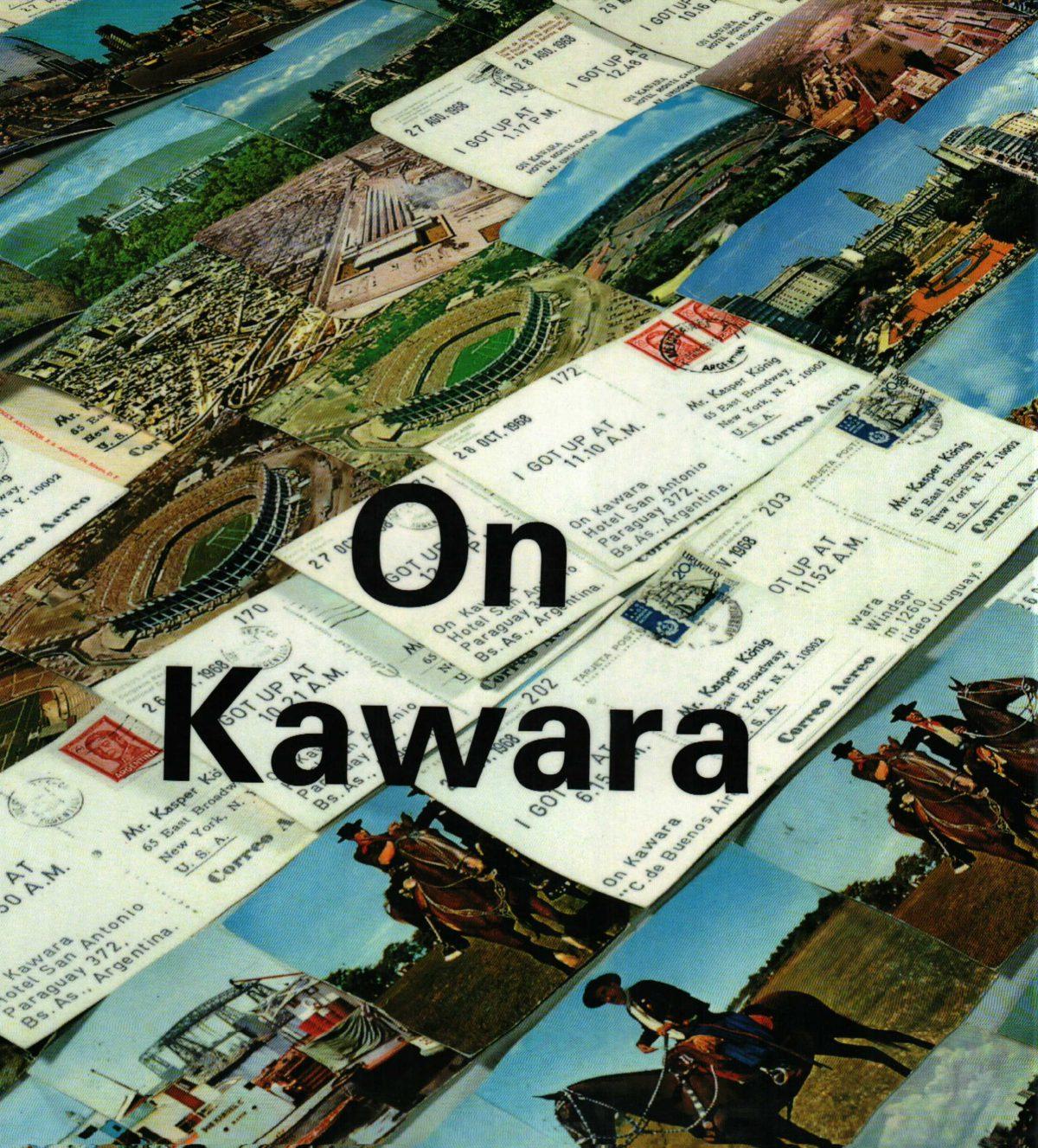 Artist Research #1 : On Kawara