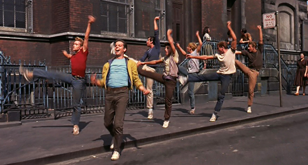 West Side Story and the suspension of disbelief