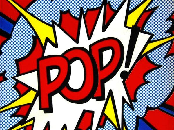 Roy Lichtenstein's Cover Newsweek 1966