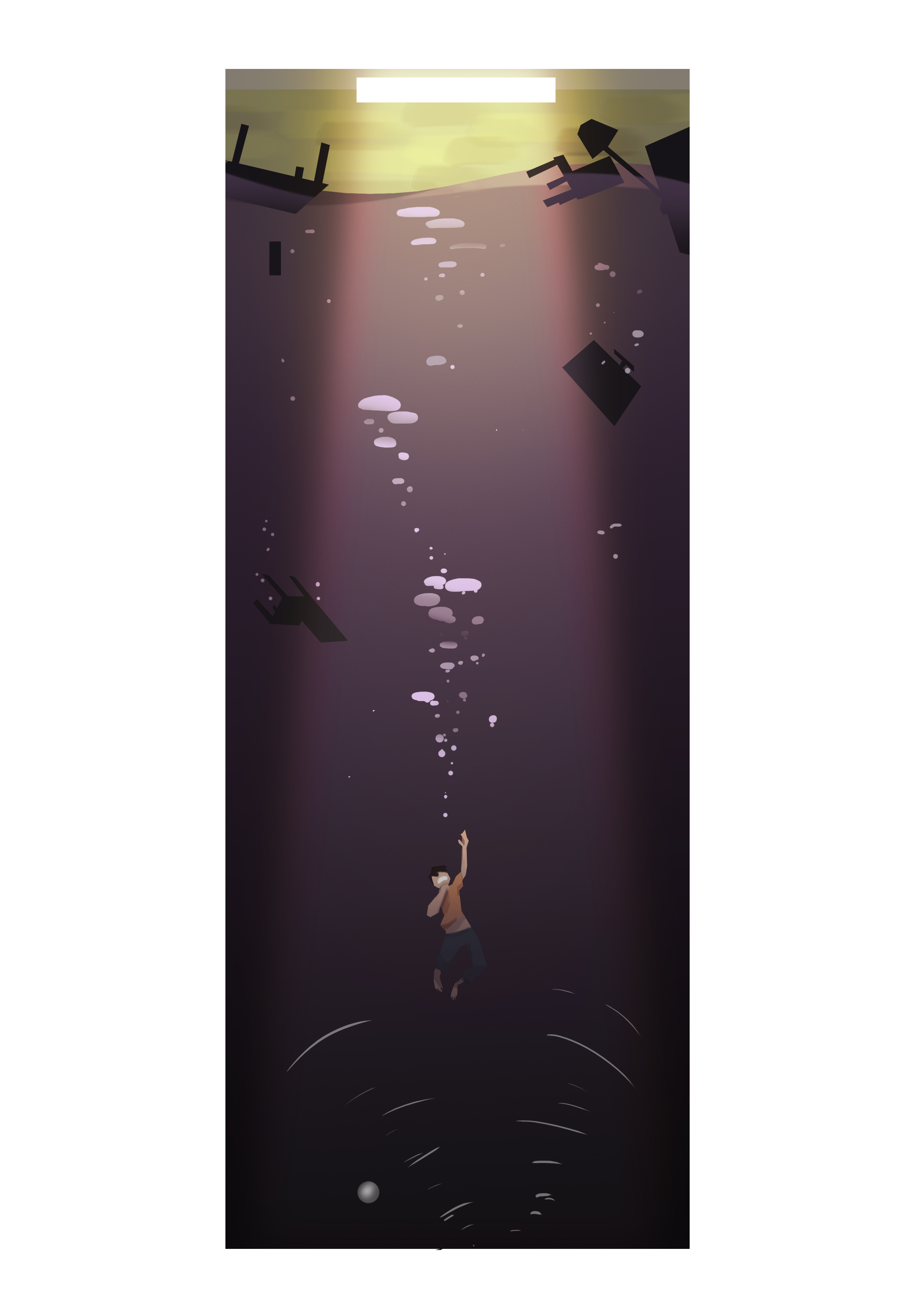 Assignment 1: Fear Thalassophobia – Clemens