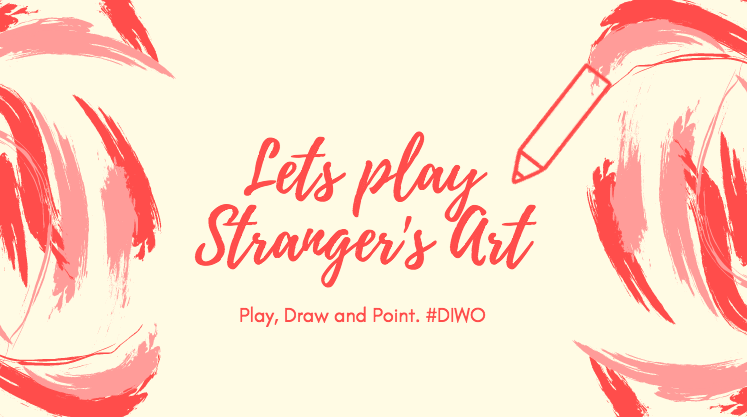 On Location Performance: Strangers Art – Play, Draw & Point