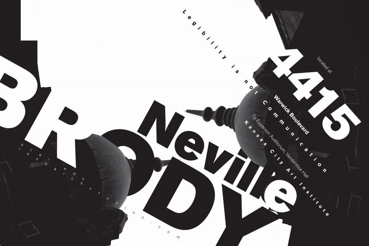 Typographer of the Week: Neville Brody