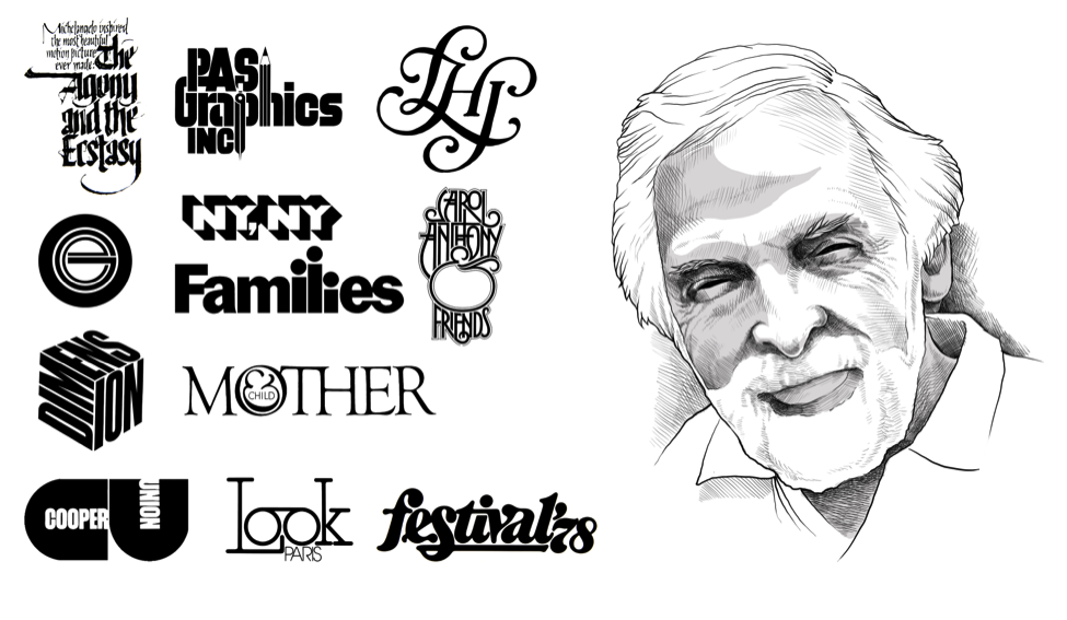 Typographer of the Week: Herb Lubalin