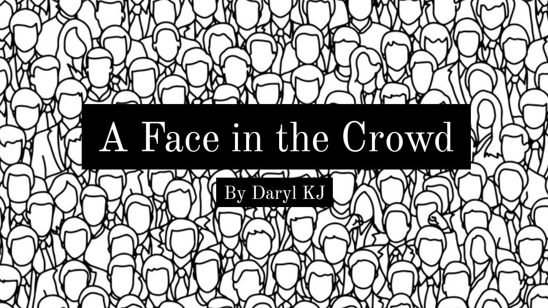 Instructional Art – A Face in the Crowd