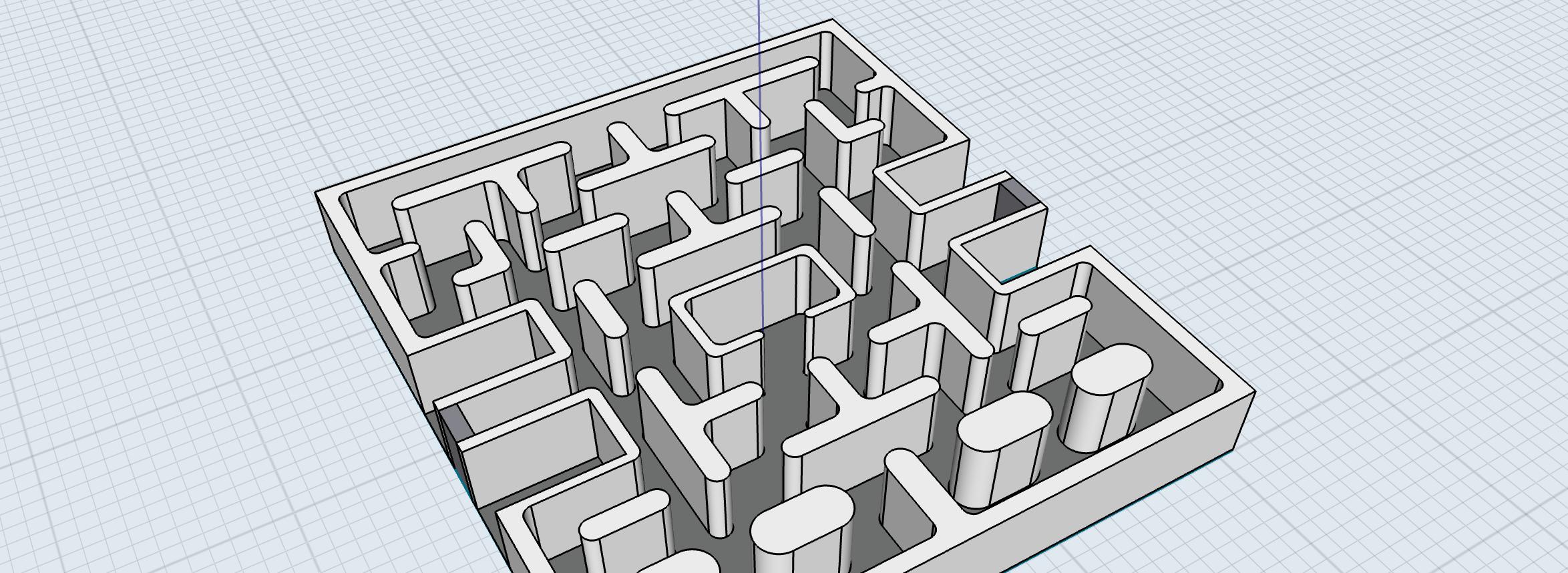 """PacMan Maze """"SEE"""" Update"""