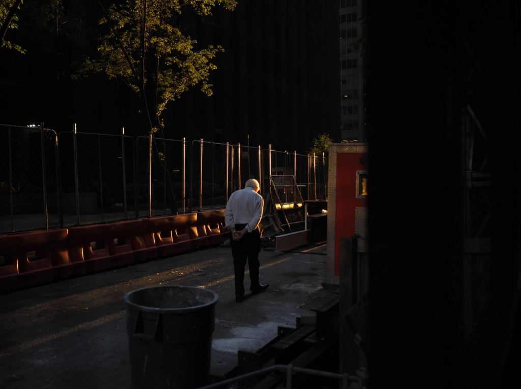 Photograph by Jerome Sessini | Magnum for The New Yorker