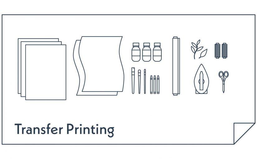 Week 2: Transfer Printing