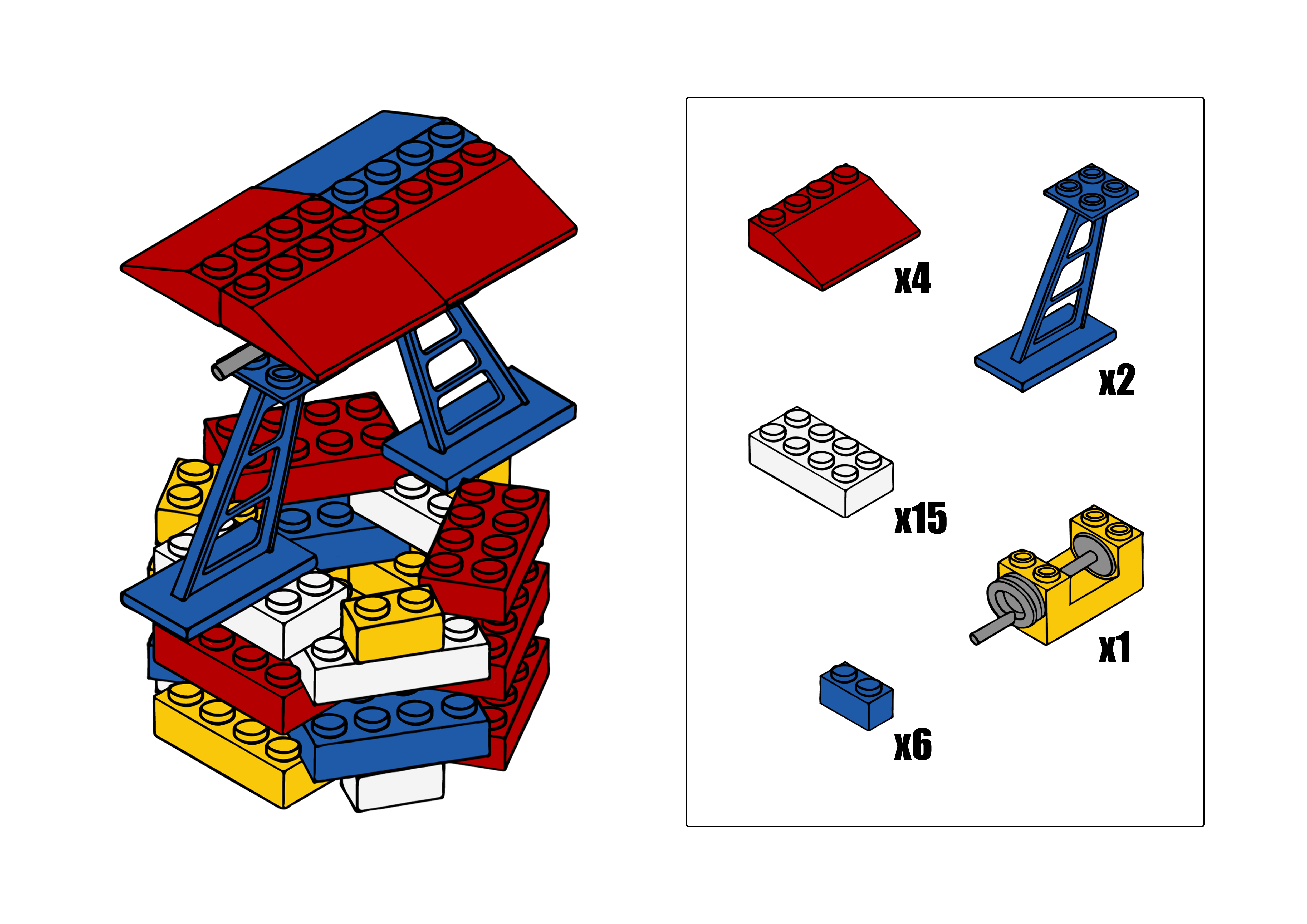 DN1011 Form & Visualisation Assignment 1: Axonometric Drawings