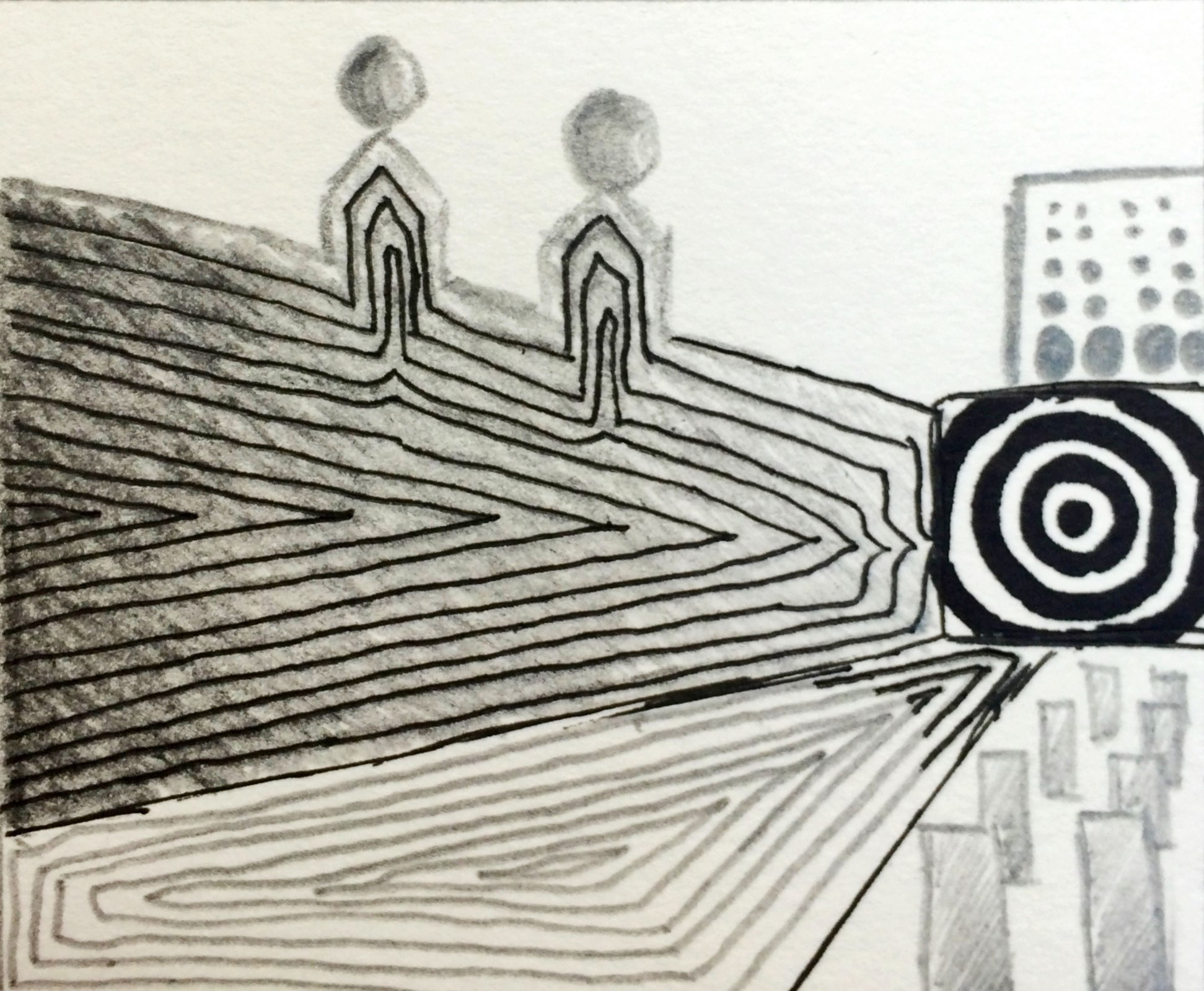 Using Lines In Drawing : Thinking and communicating visually 2 g3 kjhchong