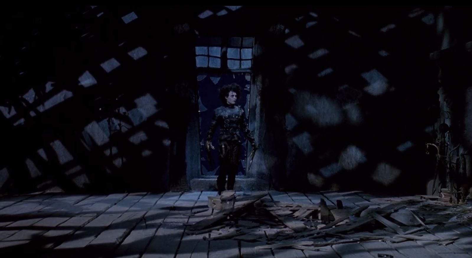 the edward scissorhands the cabinet of The cabinet of dr caligari (original title:  the appearance of the title character in the film edward scissorhands is based in part on that of cesare.