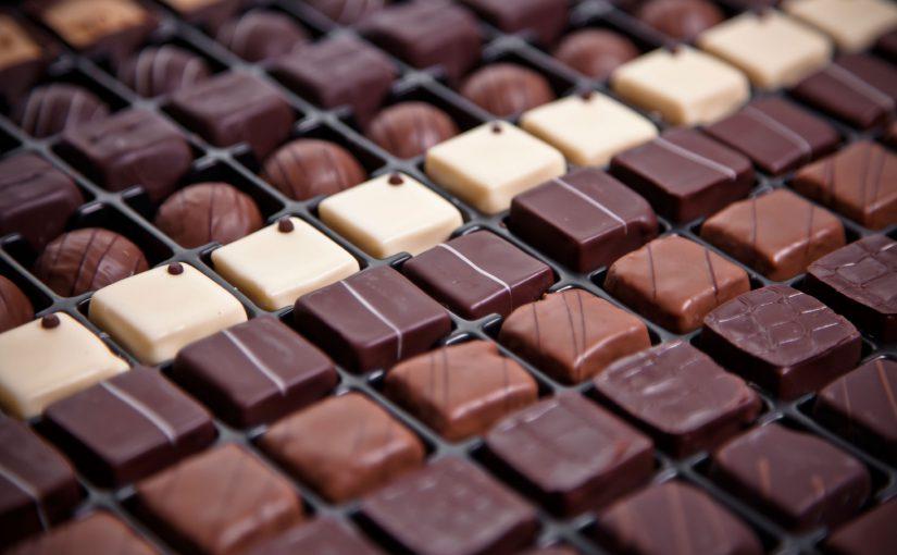 3D | Chocolate Connoisseur