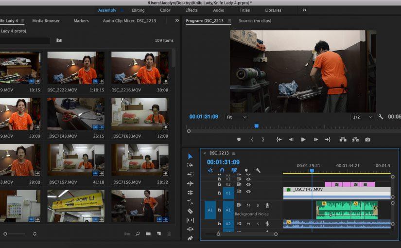 4D | Final Film Edits